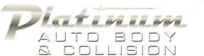 Platinum Auto Body Logo
